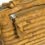 Chantal Evening Bag Mustard