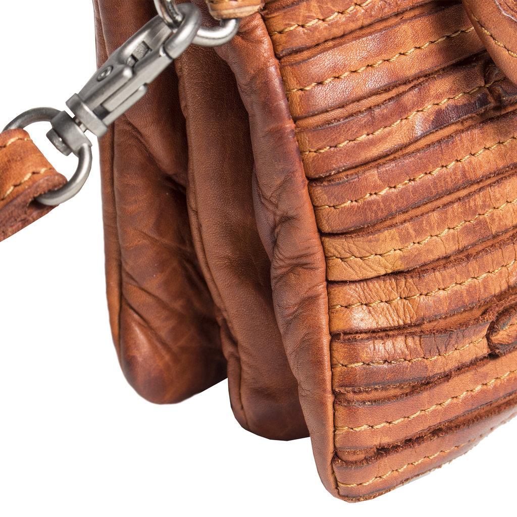 Chantal Evening Bag Cognac