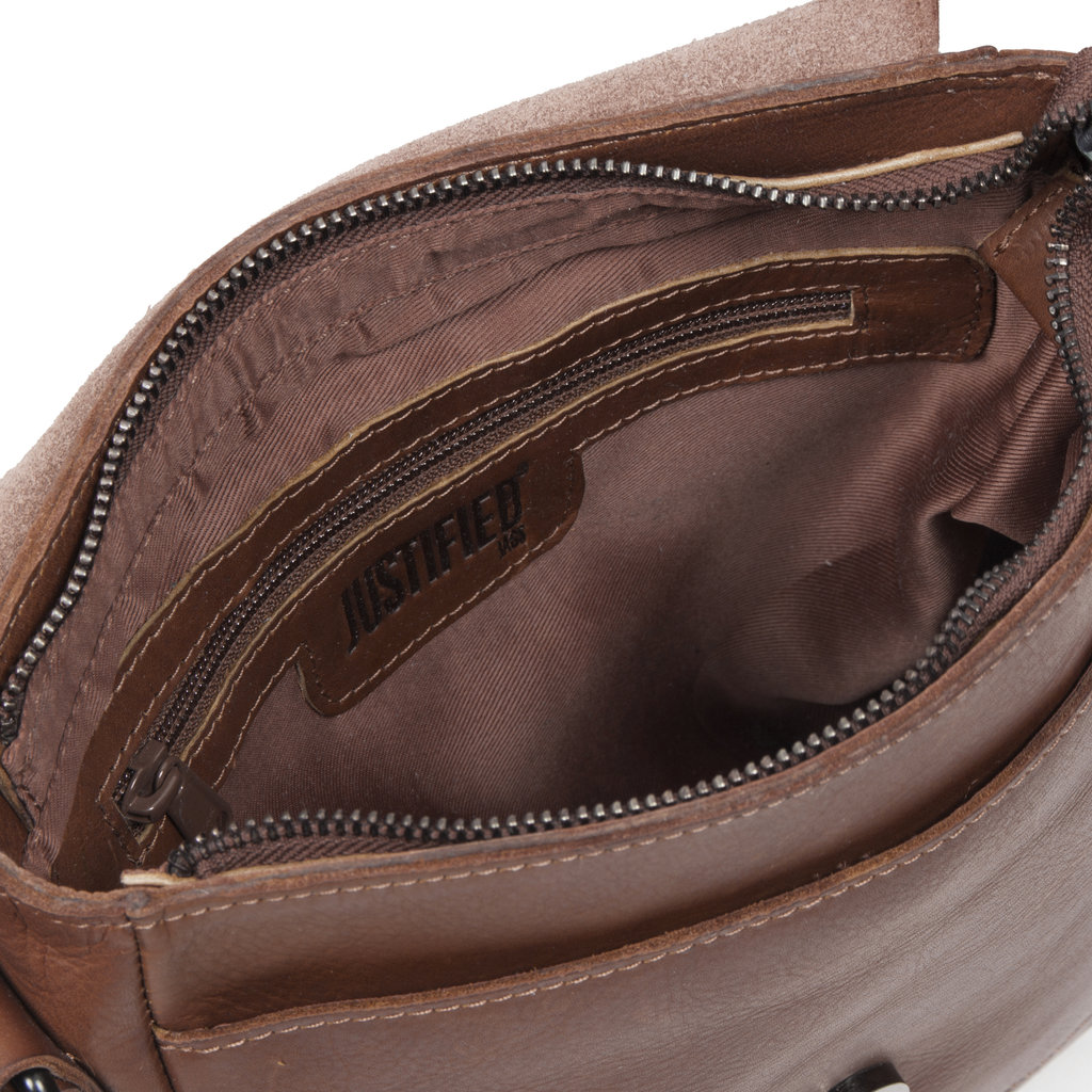Keizer Flapover Small Brown