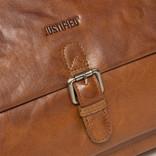 Everest 2 Compartimenten Laptop Cognac
