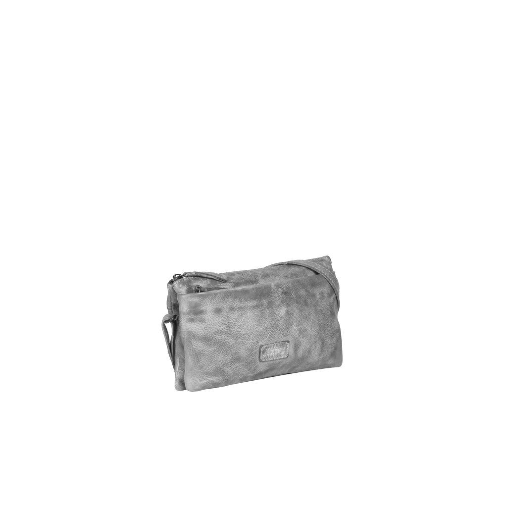 Sakura 3 Componenten schoudertas Grey