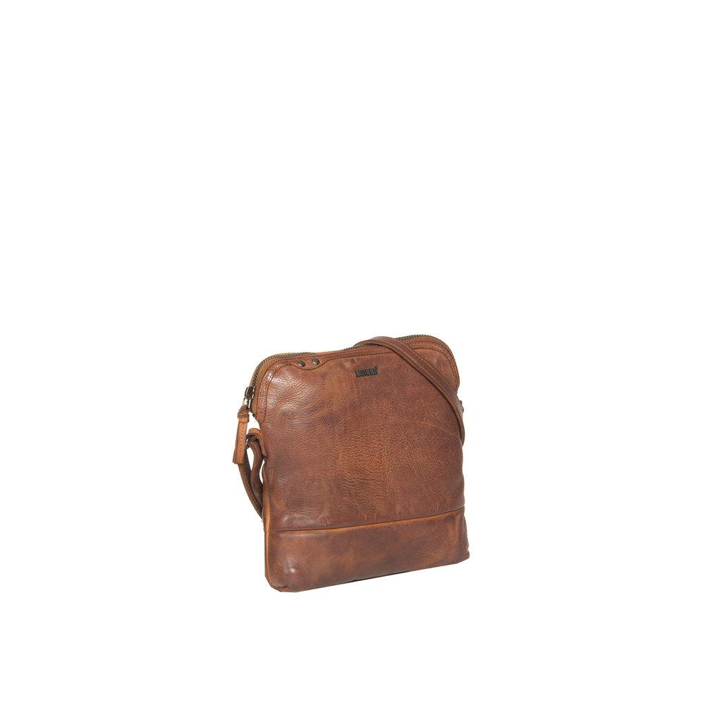 Goa Shoulderbag Small Cognac