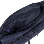 Justified Bags® Roma Longshape Top Zip Navy