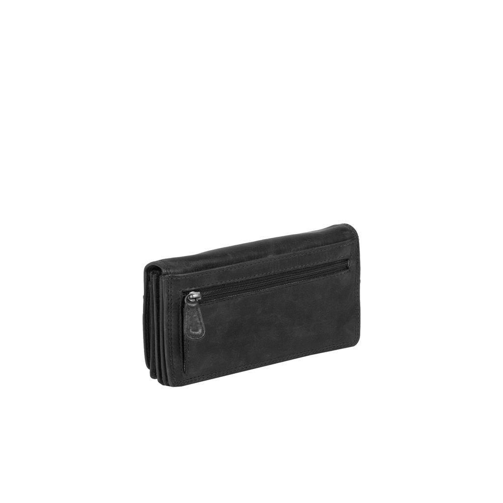 Roma Wallet Black