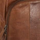 Everest Laptoptas  Documenten Backpack Cognac