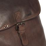 Justified Bags® Goa Lederen Backpack Bruin