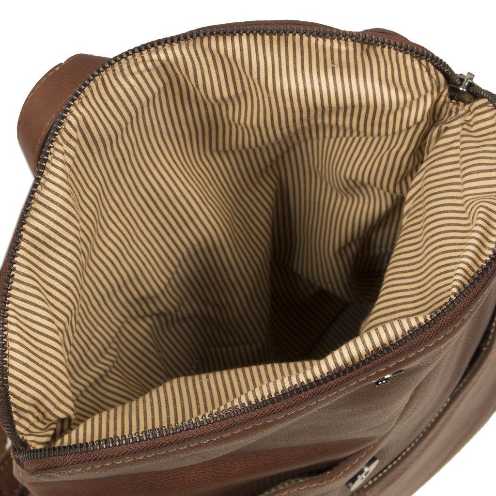 Justified® Brugge Backpack Cognac