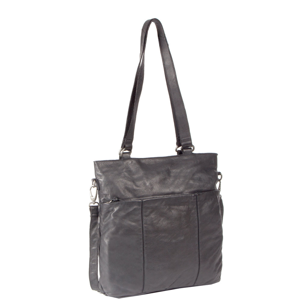 Saira Shopper Length Grey X