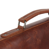 Voyage Business Bag Cognac