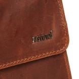 Justified Bags® Voyage Business Bag Cognac