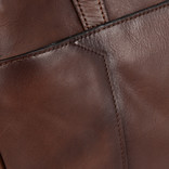 Pluto Flamed Business Bag Brown