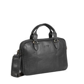 Justified - Max Black  laptop business bag