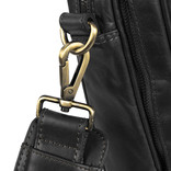 "Justified Bags Max 13"" Laptop Bag Black"