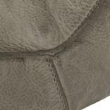 Justified Bags® Saira - Shoulder bag - Crossbody bag - Flapover - 19x3x14cm - Grey