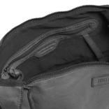 Saira Big Shoulderbag Top Zip Grey V