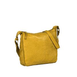 Justified Bags® Saira - Big  - Shoulder Bag - Crossbody Bag - Top Zip - Occur