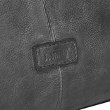 Kailash Top Zip Medium Shoulderbag Black