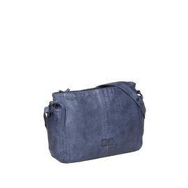 Kailash Medium Top Zip  Shoulderbag Blue