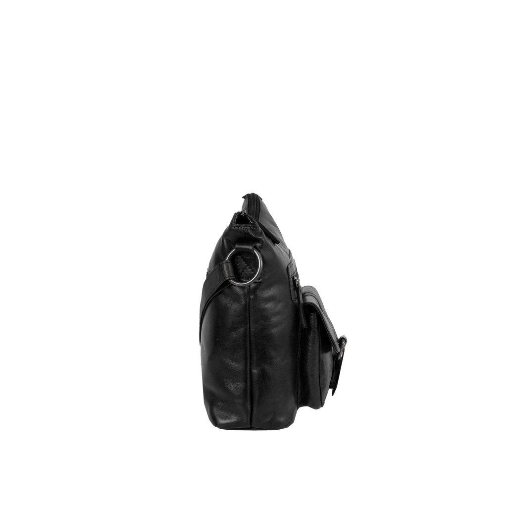 Justified Bags®   Nynke Shoulderbag Black