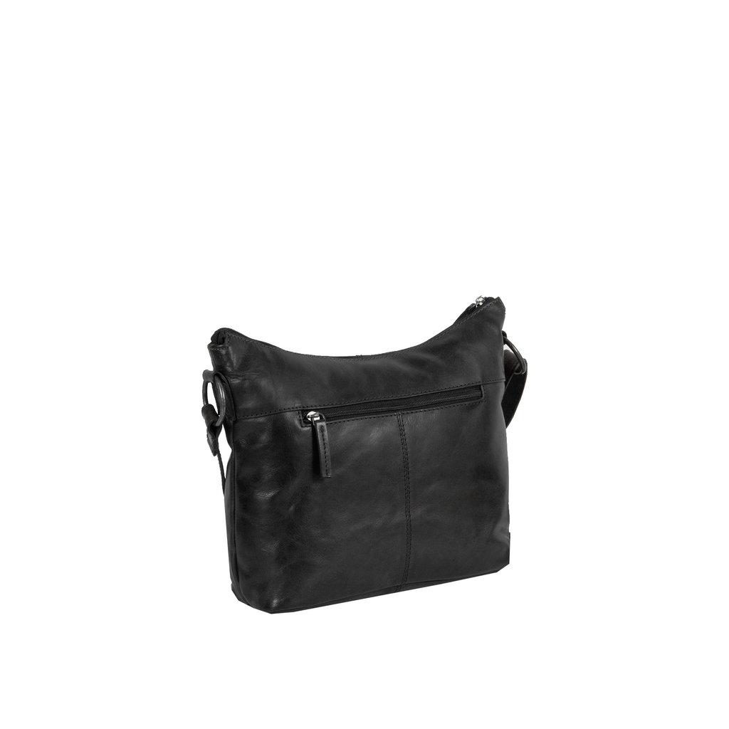 Justified Bags®  Nynke Schoudertas Zwart