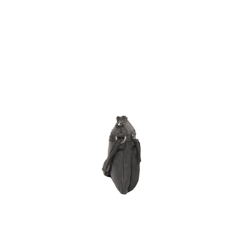Simone Shoulderbag Black Small