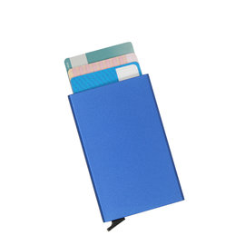 Justified Basic Creditcardhouder / RFID Card Protector Blue