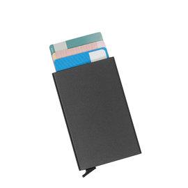 Justified Basic Creditcardhouder / RFID Card Protector Black