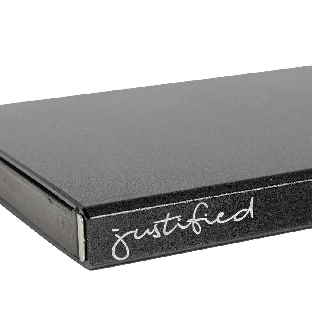 Justified Bags® Basic - Creditcard Holder - RFID - Card Protector - Black