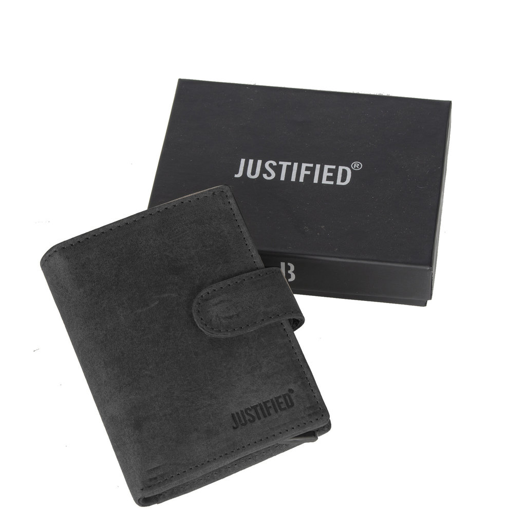 Leather nappa credit case holder black + box