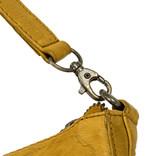Justified Bags® - Saira - Shoulder bag - Zipper - Leather - 26x9x18cm - Occur