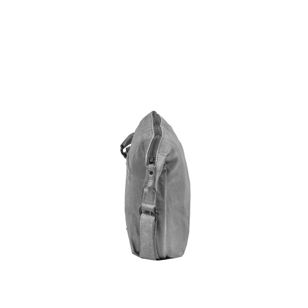 Kailash bannana shoulderbag grey