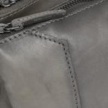 Pluto Flamed 3 Compartimenten Shoulderbag Grey