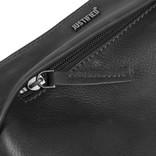 Justified Bags®  Nynke Small Folded Shoulderbag Black