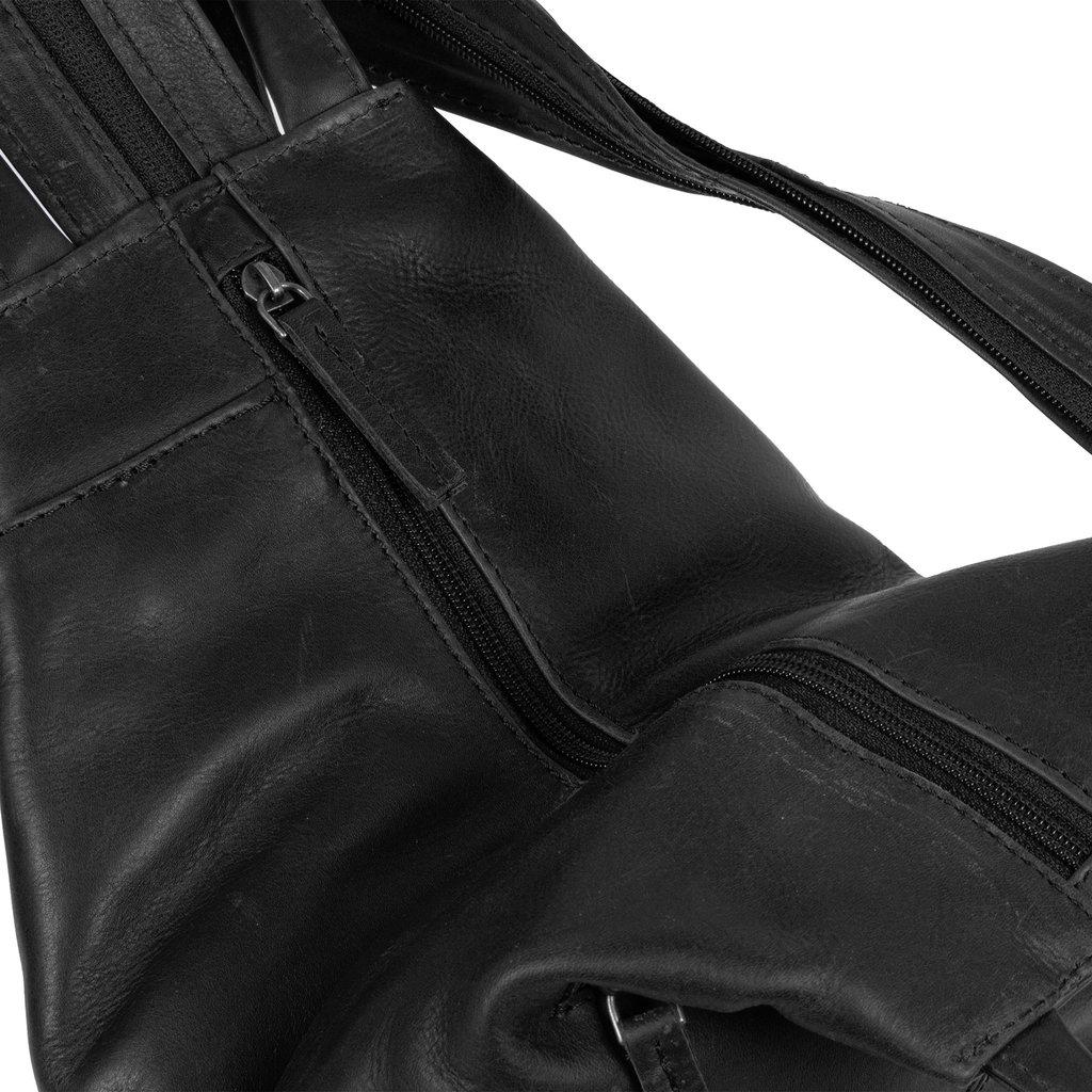 Justified Bags®  Nynke Backpack Zwart