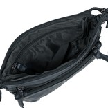 Justified Bags® Roma Top Zip Navy
