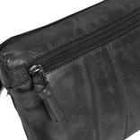 Justified Bags® Justified Roma Top Zip Black