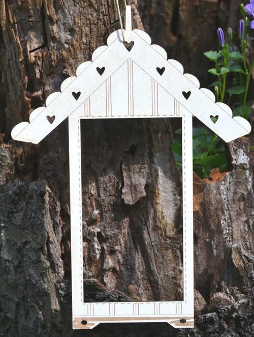 The Bee Company Beach Cabin Frame - TCE1