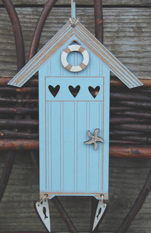 The Bee Company Deco Beach Cabin - TBE4B