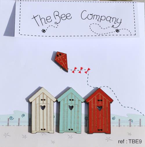 The Bee Company Cabines De Plage - TBE9