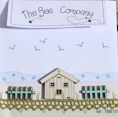 The Bee Company au bord de l'ocean
