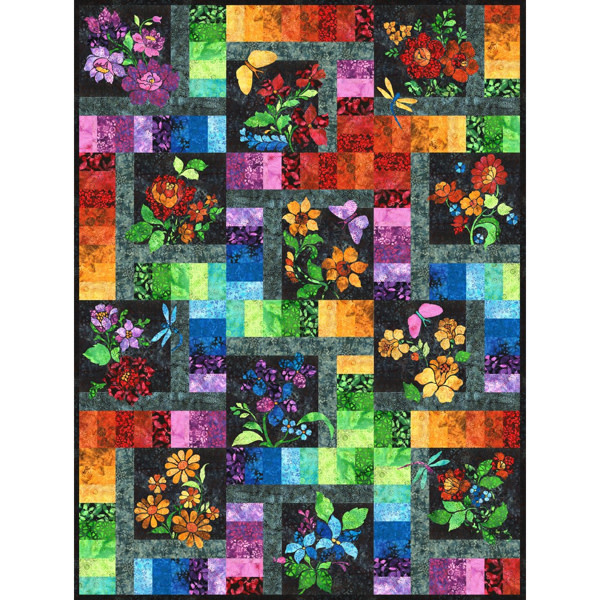 Enchanted Garden BOM Patroon