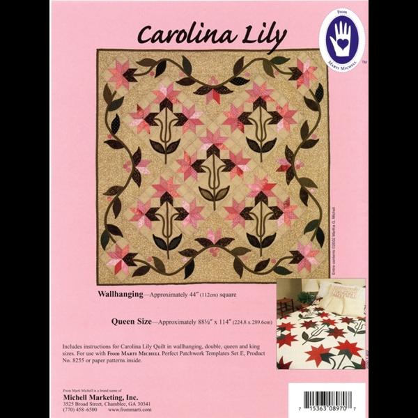 Marti Michell Carolina Lily - Pattern