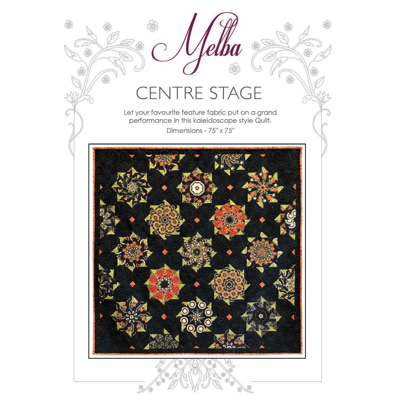 Center stage pattern