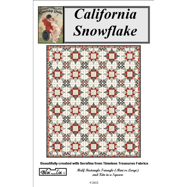 California Snowflake