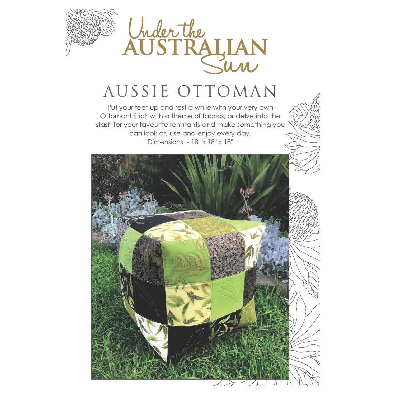 Aussie Ottoman