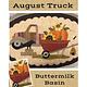 August Vintage Trucks thru the year