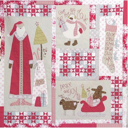 Christmas Blessings - Patroon