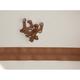 RinskeStevens Baggy Zipper Large - Gold Brown