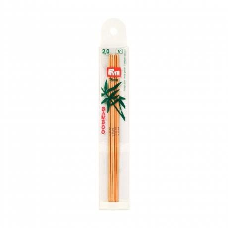 Bamboe Breinaald 15cm 2mm