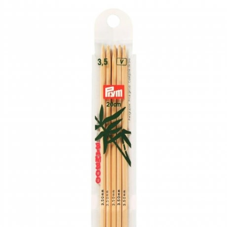 Bamboe Breinaald 15cm 3,5mm